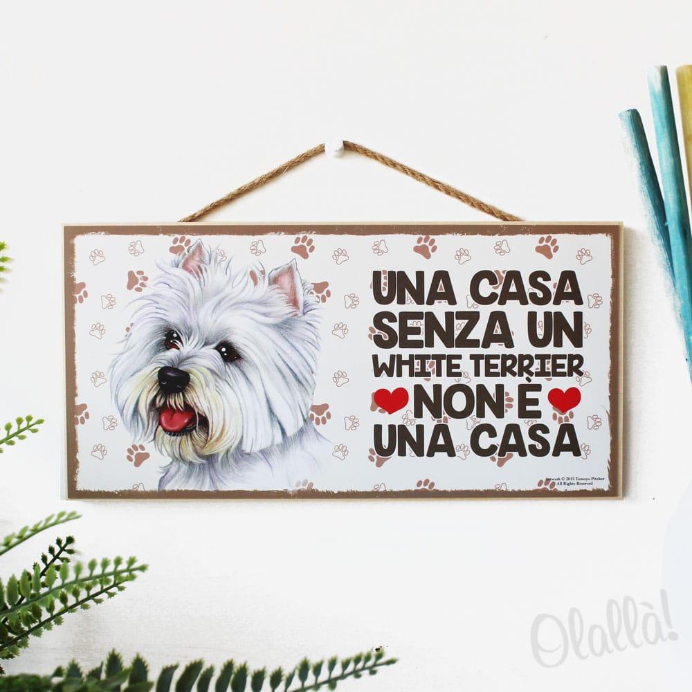 targhetta-cane-white-terrier