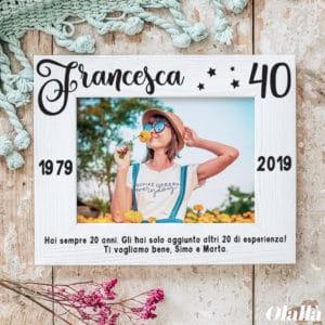 cornice-legno-foto-40-anni-compleanno-personalizzata1