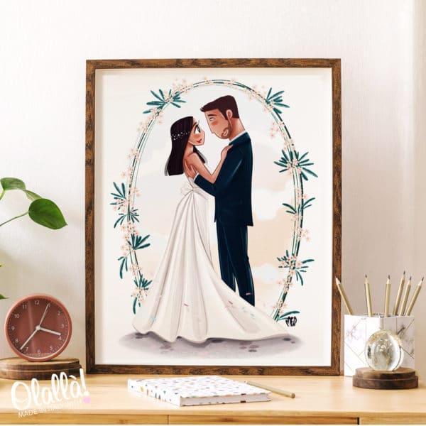 ritratto-matrimonio-personalizzato-su-misura-illustrazione-digitale6