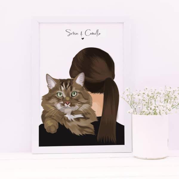 ritratto-spalle-gatto-padrone