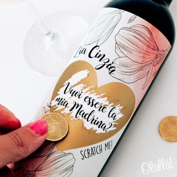 Bottiglia-personalizzata-madrina-gratta-dettaglio
