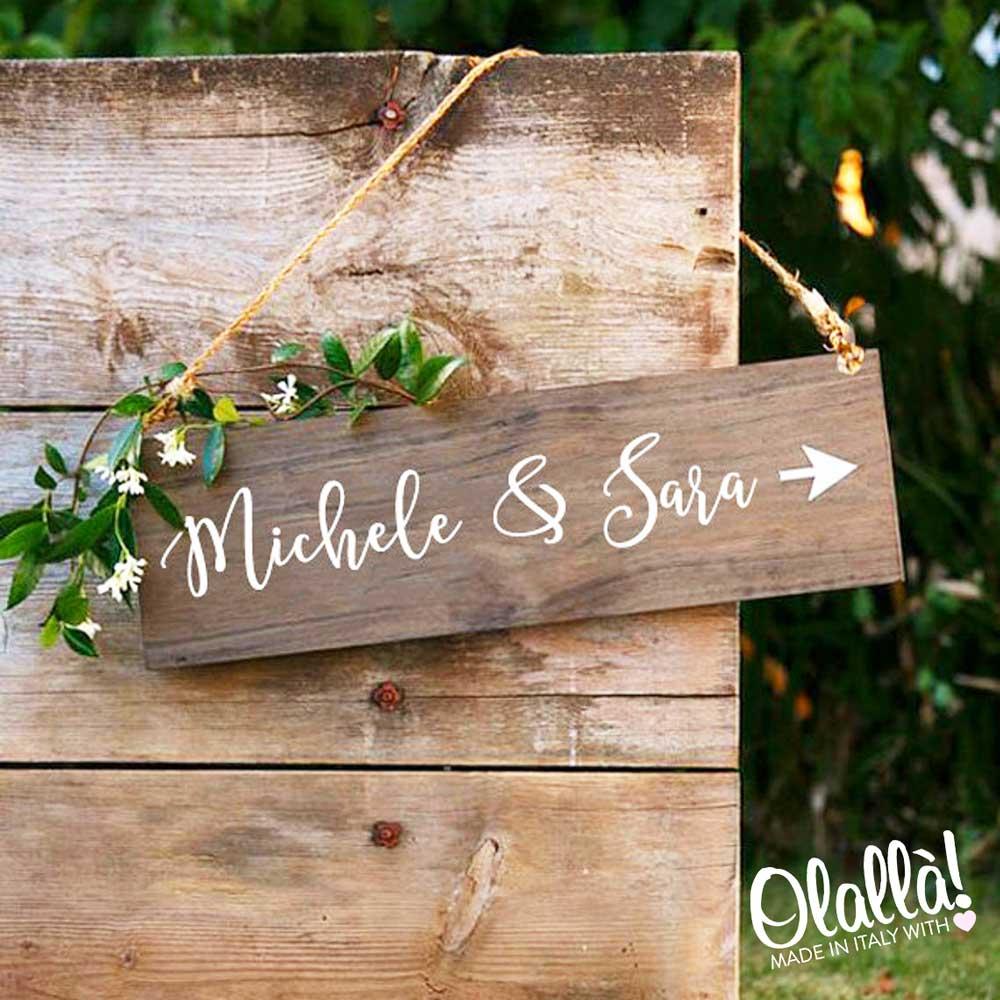 freccia-cartello-segnale-matrimonio-decorazione-legno-8