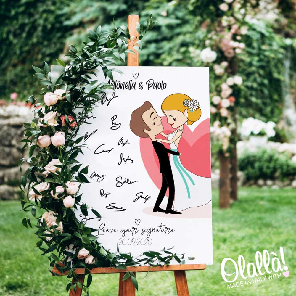 illustrazione-digitale-wedding-signature-matrimonio-2