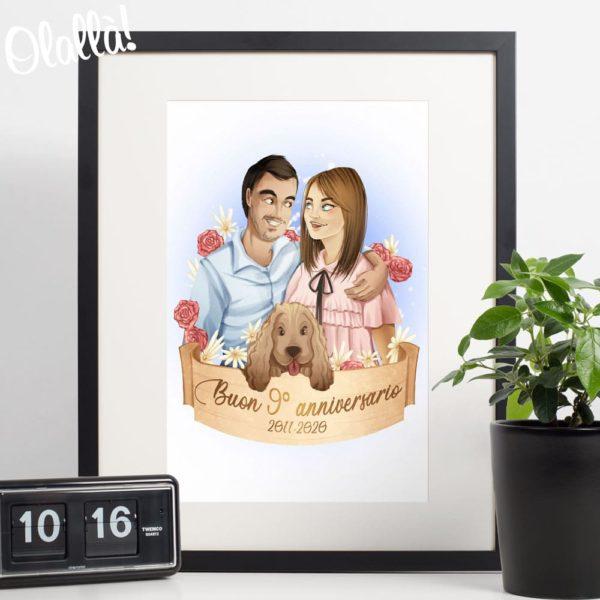 ritratto-digitale-coppia-anniversario-regalo
