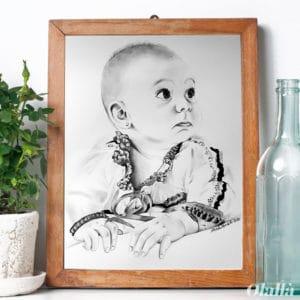 ritratto-bianco-nero-personalizzato-bambino-su-misura3455578