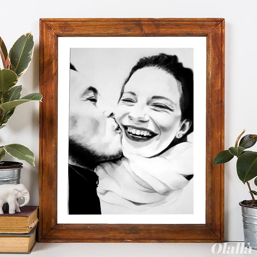 ritratto-coppia-matita-anniversario-foto