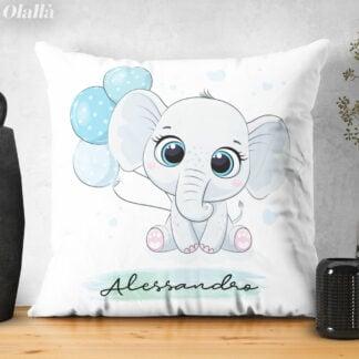 cuscino-personalizzato-bambino-elefante-maschio