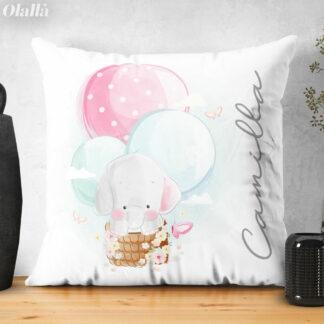 cuscino-personalizzato-bambino-elefante-mongolfiera