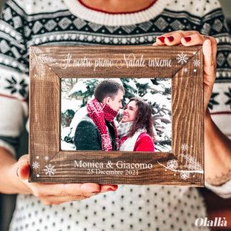 cornice-regalo-natale-coppia-personalizzata
