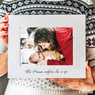 cornice-regalo-natale-mamma-personalizzata