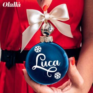 pallina-vetro-natale-blu-personalizzata-nome-fiocchi-campanella-neve