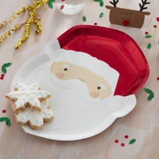 piatti-babbo-natale-decorazione-natale-feste-capodanno