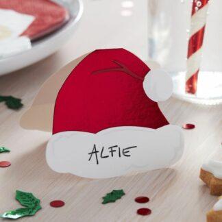 segnaposto-natalizio-cappello-babbo-natale