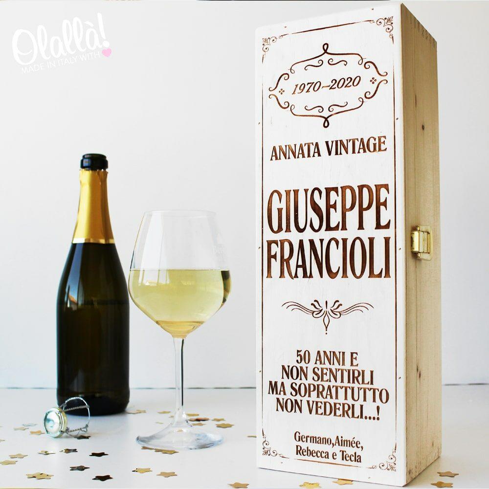 cassettina-vino-personalizzata-incisa-regalo-50-anni